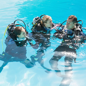PADI Discover Scuba Diving avec Deep Turtle
