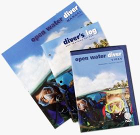Crewpack du PADI Open Water Diver