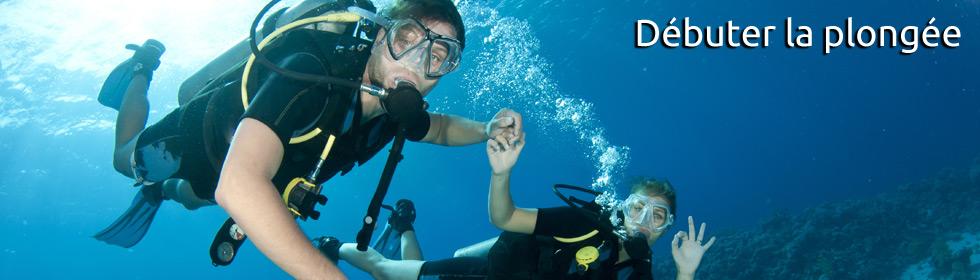 Débuter votre brevet de plongée sous-marine PADI Avec Deep Turtle