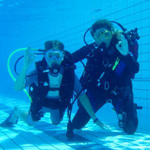 PADI Scuba Diver Junior avec Deep Turtle